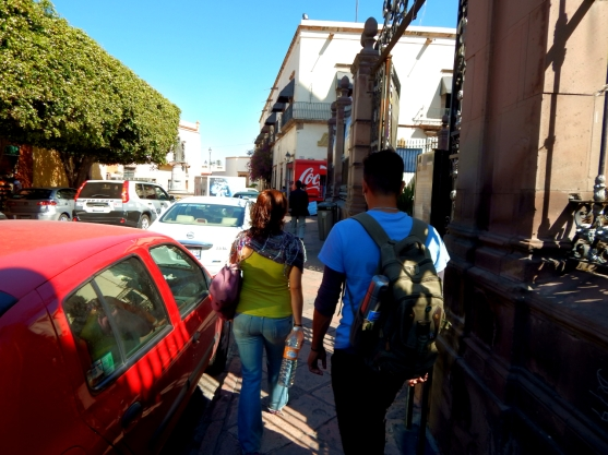 Caminar para Escuchar - Escuchar para Caminar - Acción no. 4_2