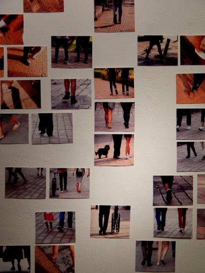 Caminar Para... - Obra no. 8_6