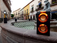 Espacios Públicos : Espacios de Escucha - Intervención no. 1 - 2