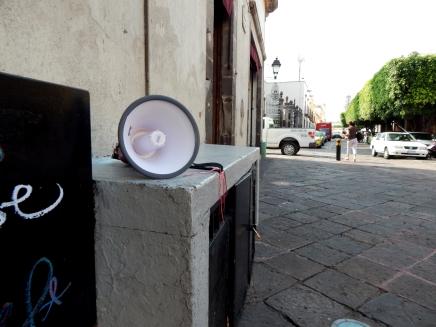 Espacios Públicos : Espacios de Escucha - Intervención no. 2 - 1