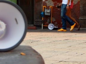 Espacios Públicos : Espacios de Escucha - Intervención no. 2 - 4