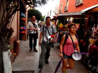 Espacios Públicos : Espacios de Escucha - Intervención no. 3 - 3