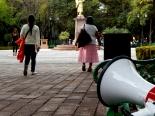 Espacios Públicos : Espacios de Escucha - Intervención no. 4 - 1