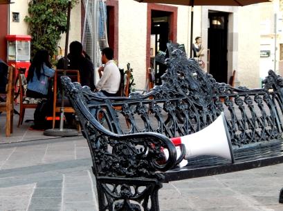 Espacios Públicos : Espacios de Escucha - Intervención no. 4 - 3