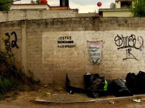 Preguntas para la Escucha - Querétaro, México - Graffiti - 5