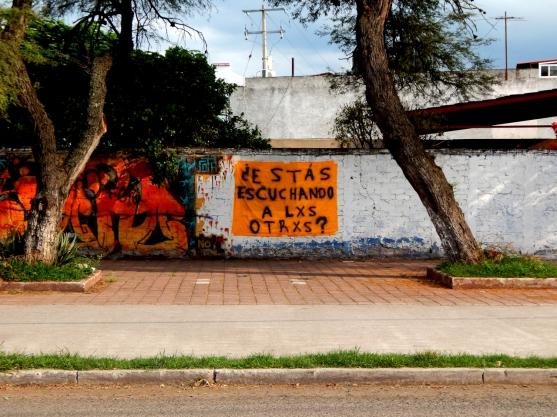 Preguntas para la Escucha - Querétaro, México - Manta - 4
