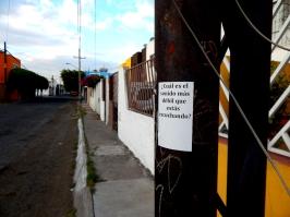 Preguntas para la Escucha - Querétaro, México - Sticker - 1