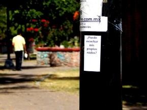 Preguntas para la Escucha - Querétaro, México - Sticker - 4