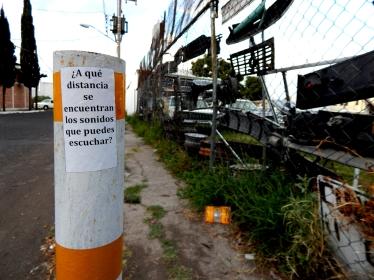 Preguntas para la Escucha - Querétaro, México - Sticker - 6