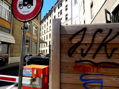 Questions pour Écouter - Genève, Suisse - 5