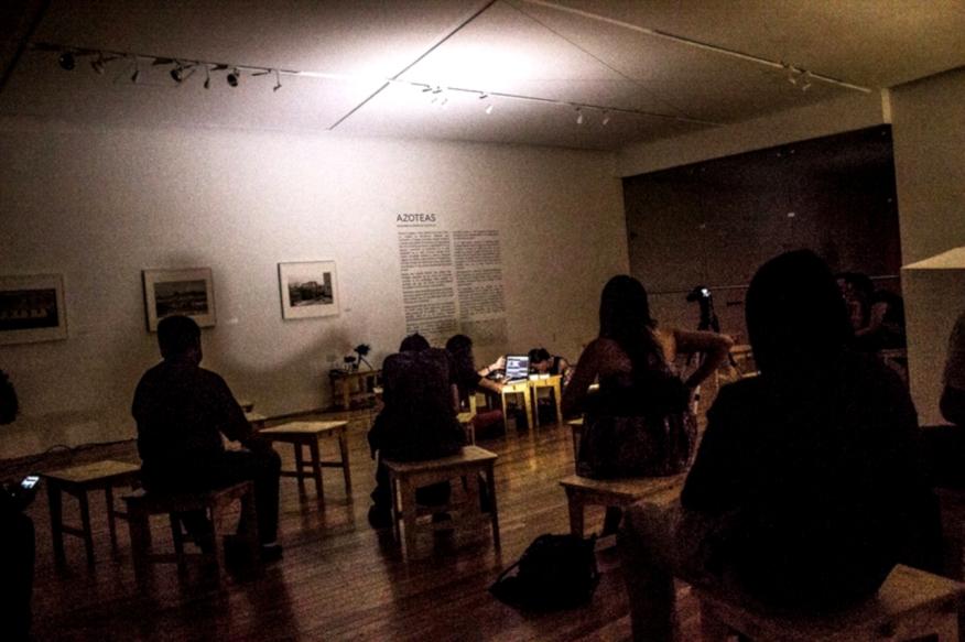 Sound improvisation session by Inti Pujol and Balam Ronan_3